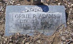 Orbie R Adams