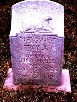 Troy McBee, Jr