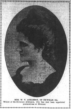 Susan Cobb <I>Milton</I> Atkinson