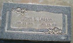 John Laurrets Larsen