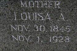 Louisa Annis <I>Martin</I> Hutcheson