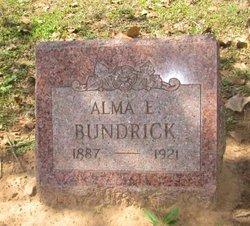 Alma E. Bundrick
