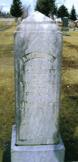 Amelia Henrietta <I>Stockman</I> Elliott