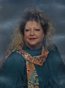 """Judith Ann """"Judy"""" <I>Widener</I> Blount"""