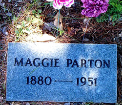 Maggie C <I>Parks</I> Parton