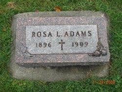Rosa L Adams