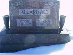 Jessie <I>Gillispie</I> Allardyce