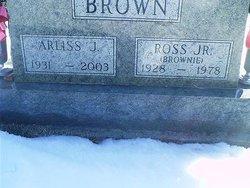 Ross Brownie Brown, Jr