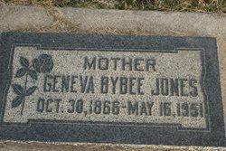 Geneva <I>Bybee</I> Jones