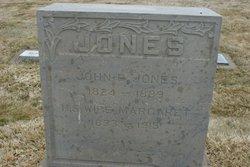 Margaret <I>Irvin</I> Jones