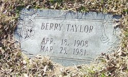 Berry Taylor