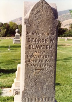 George Washington Clawson, Sr