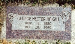 George Hector Haight