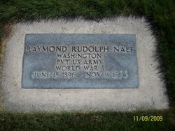 Raymond Rudolph Naef