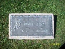"Daniel ""Dan"" Oman"