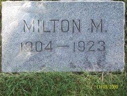 Milton <I>Monsen</I> Ericksen
