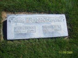 Nancy Ann <I>Stitt</I> Brandon