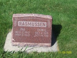 Ina Rasmussen