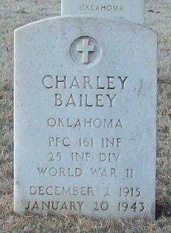 PFC Charley Bailey
