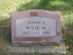 Joseph E. Wolfe, Sr