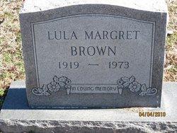 Lula Margret Brown