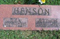 Lula Katherine <I>French</I> Henson