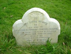 Charles Frederick Stephen Jackson
