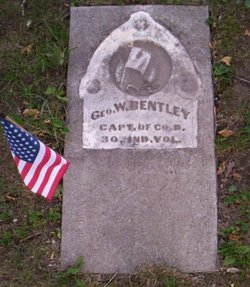 Capt George W. Bentley