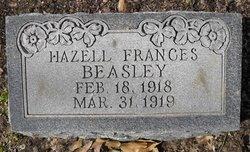 Hazell Frances Beasley