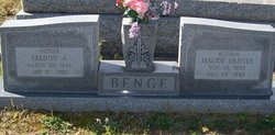 Seldon A. Benge