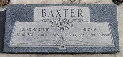"""Mary Gwendolyn """"Gwen"""" <I>Houston</I> Baxter"""