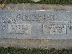 Elizabeth Robena <I>Smith</I> Stevenson