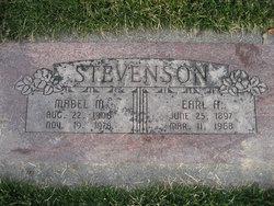 Earl Ambey Stevenson