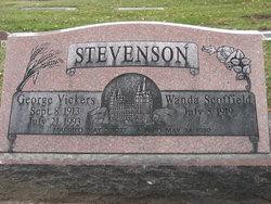 George Vickers Stevenson