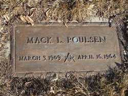 Mack L Poulsen