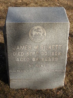 James W Silkett