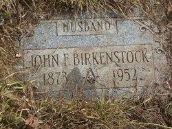 John Fredrick Peter Birkenstock