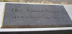 Evan William Hinshaw
