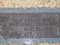 Jack Arnold Bunch