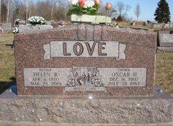 Helen Bernice <I>Gordon</I> Love