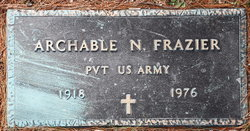 Archable N. Frazier