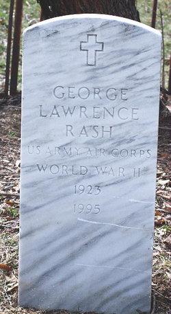 George Lawrence Rash