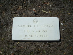 Samuel Joyce Tilden Lipham