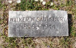 Walker William Saulsbury