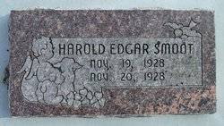 Harold Edgar Smoot