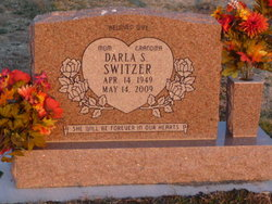 Darla Sue <I>Fowler</I> Switzer