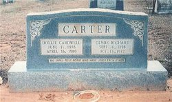 Dollie Mae <I>Cardwell</I> Carter