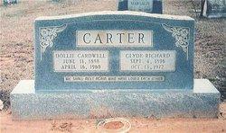 Clyde Richard Carter