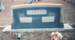 Etta R. Carter