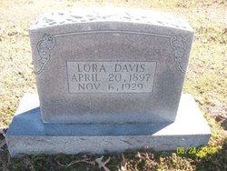 Lora <I>Howard</I> Davis